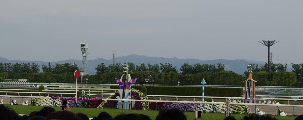 レース前1
